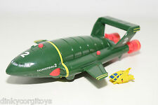 ITC ENTERTAINMENT THUNDERBIRD 2 & 4 EXCELLENT CONDITION