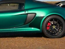 Lotus Exige S3 S rear qtr clear Or Black Textured Stone guard Protection Decals