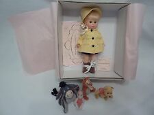 "Madame Alexander 8"" Doll ""Winnie The Pooh And The Blustery Day""  38365"