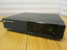 TeleCaption 4000 Closed Caption Decoder Without Remote Control