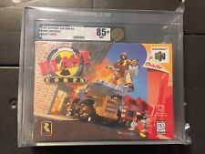 Blast Corps (Nintendo 64, 1997) Graded VGA 85+ GOLD