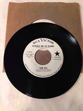 REPARTA & THE DELRONS~ I CAN TELL/TAKE A LOOK AROUND YOU(northern soul)PROMO~EXC