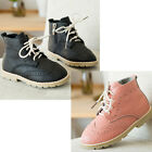 ♥ Kinder Schuhe Boots aus Leder für Jungs Mädchen Kinderboot Winter Stiefel ♥