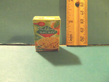 Barbie 1:6 Kitchen Food Miniature Box of Suddenly Salad Pasta