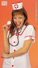 White Sexy Nurses Hat Nurse Cap - Fancy Dress Party Accessory