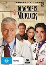 Diagnosis Murder: Season 2 NEW R4 DVD