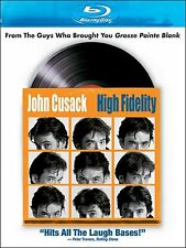 HIGH FIDELITY (2000 John Cusack)  -  Blu Ray - Sealed Region free for UK