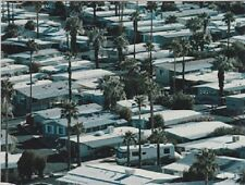"""*Postcard-""""Lots of RV's Parked in Trailer Park"""""""