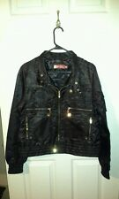 Apple bottom jeans  size xl womens jacket
