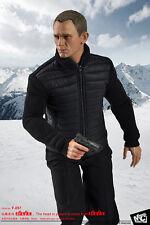 MC TOYS Secret Agent 007 - Austrian Action Outfit Set 1/6 (NO BODY HEAD & GUN)