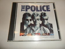 Cd   The Police  – Greatest Hits