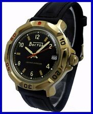 """KOMANDIRSKIE"" VOSTOK MECHANICAL WATCH !!! NEW !!! 19 Es"