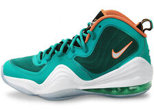NIKE AIR PENNY V MIAMI DOLPHINS Gr.44,5 US 10,5 posite area air force 537331-300