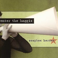 ~COVER ART MISSING~ Enter the Haggis CD Soapbox Heroes