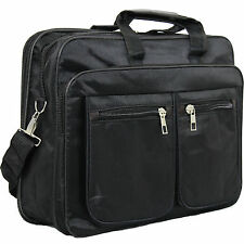 "15"" 17"" Laptop Bag Case With Strap & Zip"