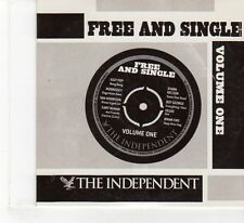 (FR184) The Independent, Free & Single, Vol. 1, 8 tracks various artists - CD