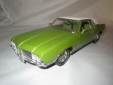 "LANE ExactDetail Replicas  ""71 Oldsmobile  Cutlass  Supreme  SX  1:18 OVP !!!"