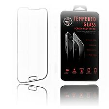 iPhone 4 4S Tempered glass Back Rear Screen protector foil Heavy duty Backside