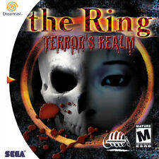 The Ring Terror's Realm - Dreamcast Game Disk Only