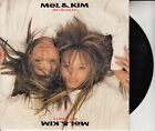 "MEL & KIM That's The Way It Is PICTURE SLEEVE 7"" 45 record + juke box strip NEW"