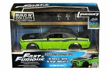 Jada Build N Collect Fast & Furious Letty's Dodge Challenger SRT8 Diecast Car