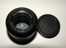 Carl Zeiss Jena Tevidon 2.8/70 cine movie lens C-Mount BMPCC