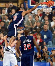 "016 Vince Carter - NBA Basketball Slam Dunk Star 14""x17"" Poster"