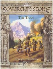 SOVEREIGN STONE - THE TAAN - d20 D&D - New Race Sourcebook - SVP-3006 - New