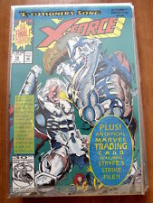 X-FORCE n°18 1993 Marvel Comics  [SA30] blisterato with card