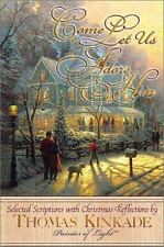 Come, Let Us Adore Him by Thomas Kinkade (1999, Hardcover)