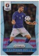 2016 Panini UEFA Euro Prizm Silver PRIZM #93 Graziano Pelle Italy