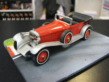 Models of Yesteryear 1928 Mercedes Benz SS #Y16 rood / zilver
