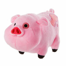 HOT Cute Gravity Falls Waddles The Pink Pig Soft Plush Stuffed Toy Doll