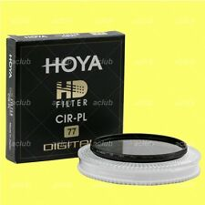 Genuine Hoya 77mm HD CPL Circular Polarizing C-PL Filter CIR-PL Polarizer
