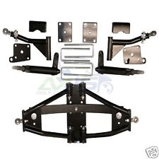"2004-UP 6.0"" INCH CLUB CAR PRECEDENT LIFT KIT A-ARM GAS ELECTRIC 48V GOLF CART"