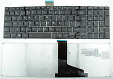 NEW TOSHIBA SATELLITE PRO C850 C855 C850D C870 L850 L855 KEYBOARD UK LAYOUT F60