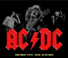 AC/DC [REMASTERED] - The Best 1975 - 2008 (6 CD Set) Sealed! New!