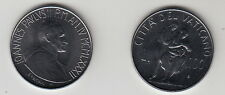 VATICANO VATIKAN GIOVANNI PAOLO II Lire 100 MADONNA E BAMBINO 1982 RARA DA SETA