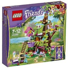 LEGO Friends 41059 Jungle Tree Sanctuary 41059 New In Box Sealed #41059