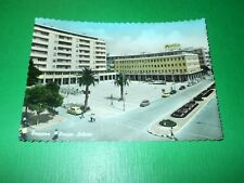 Cartolina Pescara - Piazza Salotto 1958