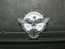 Pin Reichssieger 1939 Ehrenzeichen - 3 x 3,5 cm
