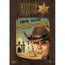 DER MANN AUS ALAMO -  DVD NEU GLENN FORD,JULIA ADAMS,CHILL WILLS