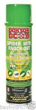 16oz Doktor Doom Spider Mite Knockout Aphid Gnats Save $ W/ Bay Hydro $
