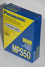 Panasonic VW-MPS50E Papier + Farbkassette für Video Drucker NV-MP20 etc.