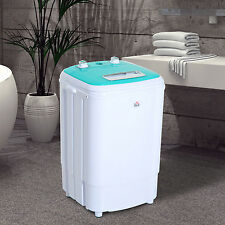 Compact Mini Washing Machine Portable Laundry Washer Dryer Dorm Apartment