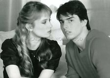TOM CRUISE REBECCA DE MORNAY  RISKY BUSINESS  1983 VINTAGE PHOTO