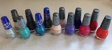 Sinful Colors Professional Nail Polish Lot (13 different colors)