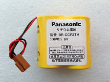 2 x BR-CCF2TH PLC Battery Panasonic BR-2/3A BR-AGF2W 5000mAh with Wire Leads Y