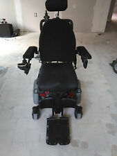 Pride Mobility Quantum Q6 Edge Custom Electric Wheelchair w/ Options Accessories
