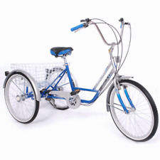 "Mission Trilogy 20"" Wheel Adult Trike / Tricycle"